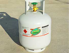 picture of 9kg LPG cylinder